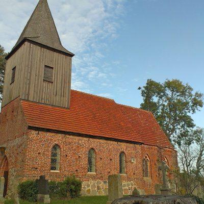 Kirche von Groß Zicker