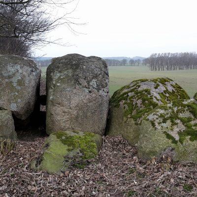 Großsteingrab Silvitz