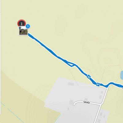 Route Silvitz