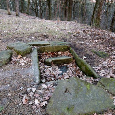 Steinkistengrab auf dem Kolkberg