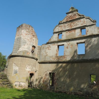 Schlossruine Pansevitz