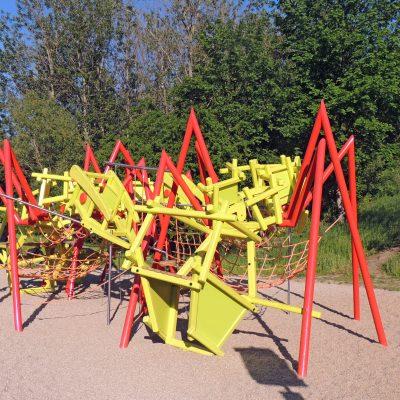 """Spielplatz """"Konrad und die Polynesischen Riesenameisen"""""""