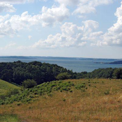 Blick Richtung Insel Vilm und Reddevitz