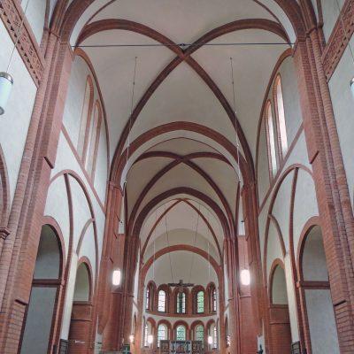 Im Inneren der Klosterkirche