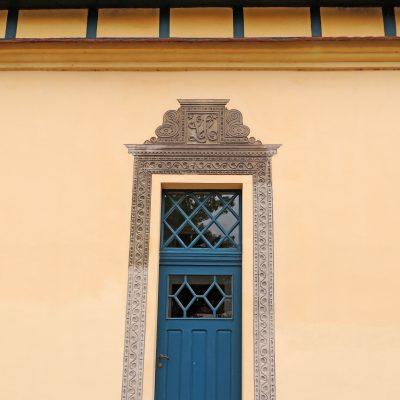 Eine wirklich schöne Tür