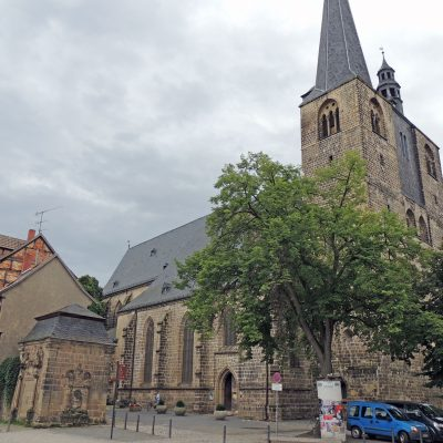 St. Benedikti in Quedlinburg