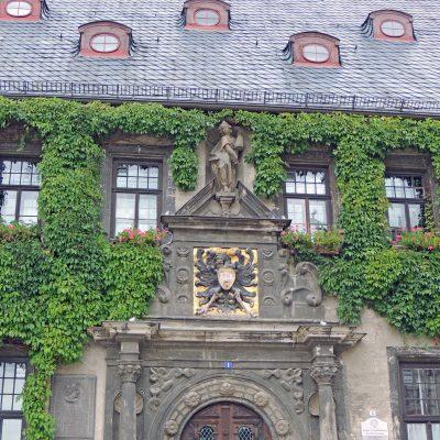 Rathaus-Tür