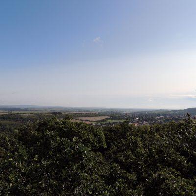 Blick vom Preußenturm