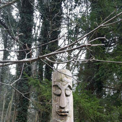 Kunst am Wald