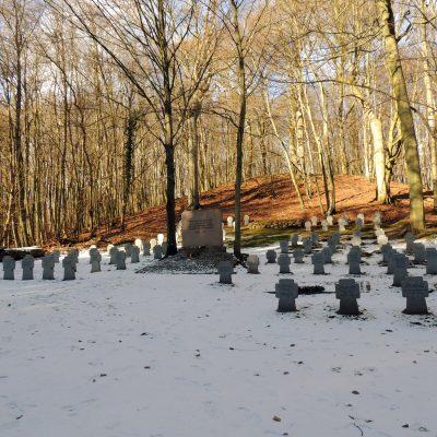 Der Soldaten-Wald-Friedhof