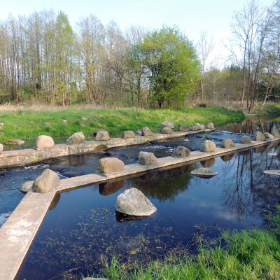 EU-geförderte naturnahe Gewässerentwicklung ... Naja
