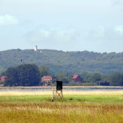 ... und dem Jagdschloss Granitz