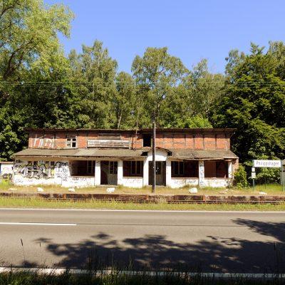 Der verlassene Bahnhof Phillipshagen