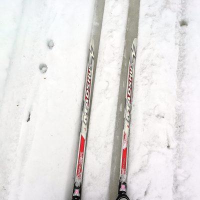 Tag 3 auf Ski