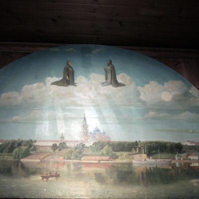 Das Ursprungskloster und die Gründer