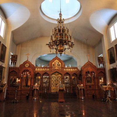 In der Hauptkirche