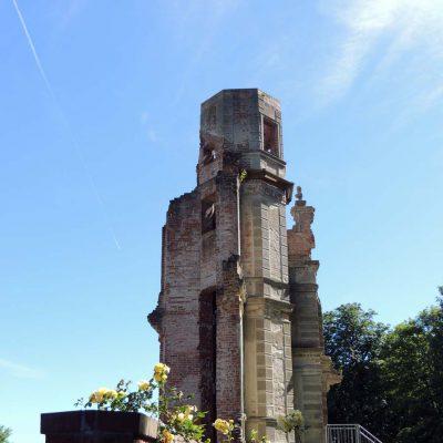 Ruine Pansevitz