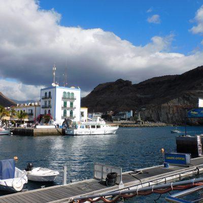 Hafen von Mogán