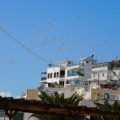 1 million bubbles 🙂 ganz viele Seifenblasen