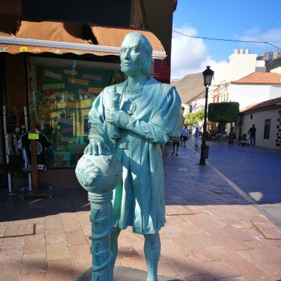 Kolumbus war hier ;-)