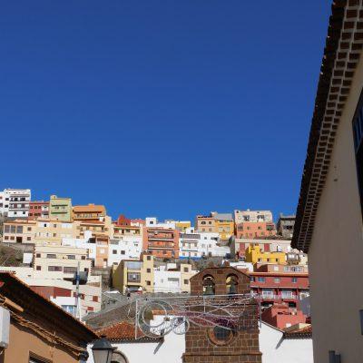 die Bunten Häuser von San Sebastián