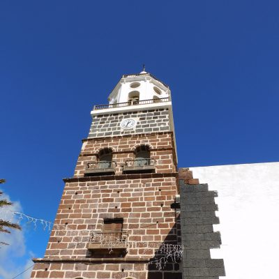 Kirche Nuestra Señora de Guadalupe