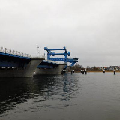 Wolgast - Peenebrücke