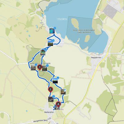 Mellenthin-Route